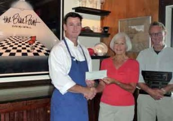 Currituck-Dare Community Foundation Presents Awards to Local Chefs