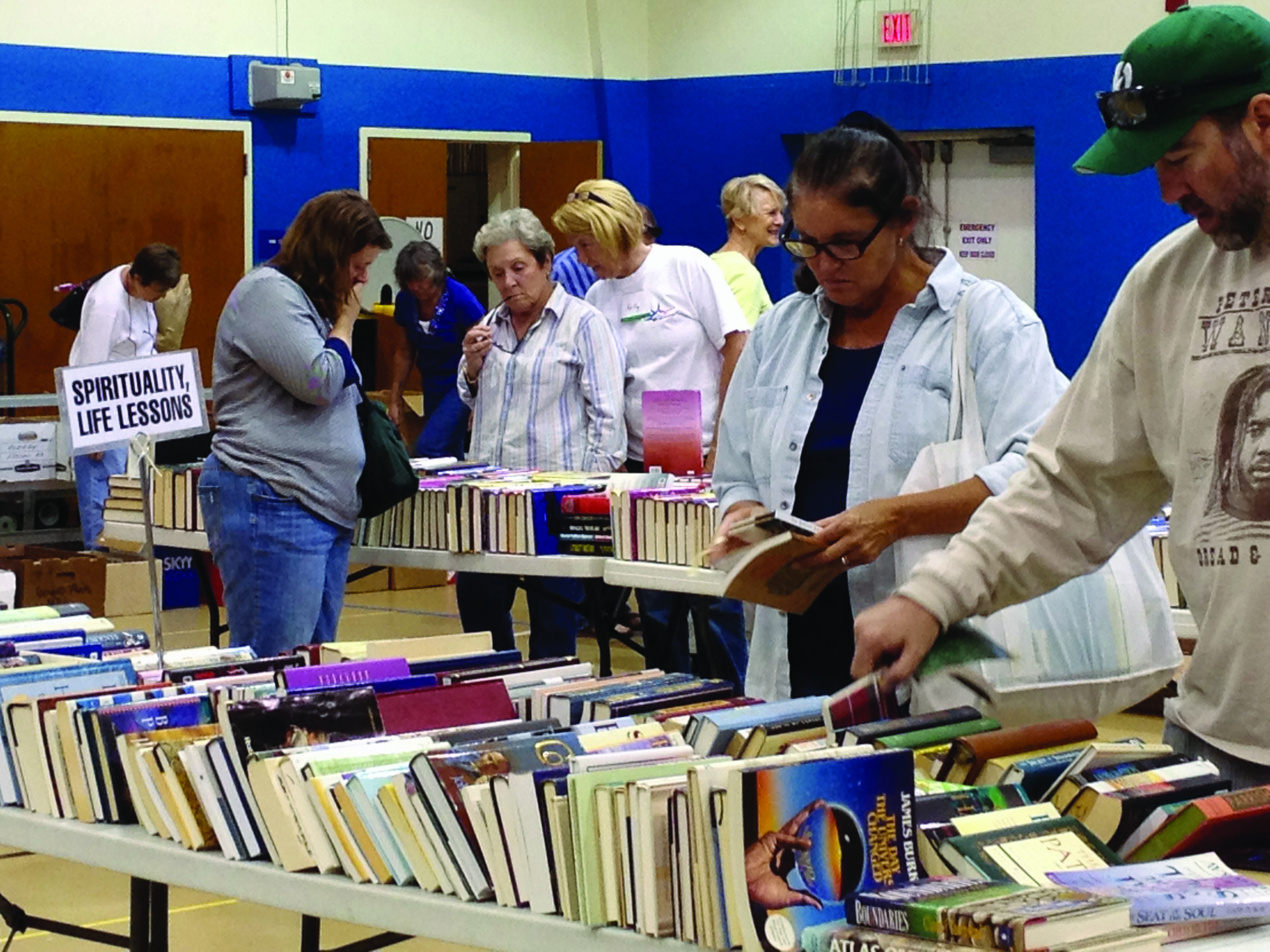 Dare Literacy Book Sale Rescheduled For Saturday, October 15th
