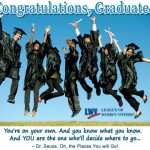 Send Graduates the LWV eCard