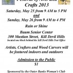 Outer Banks Spring Festival of Arts and Crafts