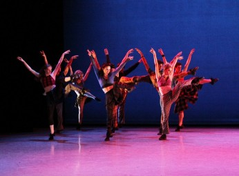 Richmond Ballet to Kick Off 2013-14 Season of the Outer Banks Forum for the Lively Arts