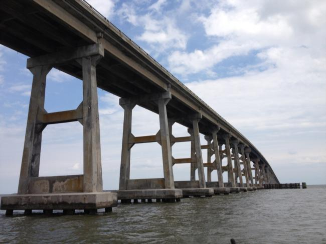 Bonner Bridge Closes