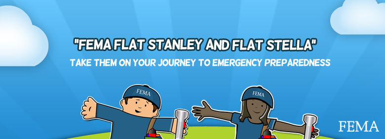 Emergency Preparedness with Flat Stanley
