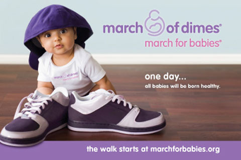 March For Babies Volunteer