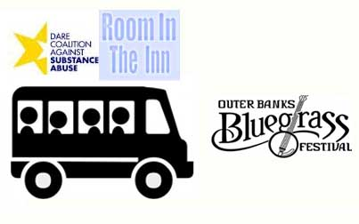 Blue Grass Shuttle benefit Dare CASA and Room in the Inn