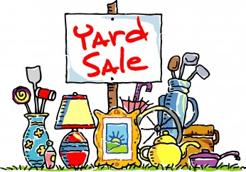 Yard Sale for Beach Food Pantry