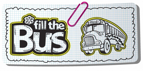 Fill the Bus Food Drive