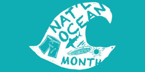 June is World Oceans Month!