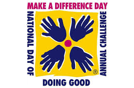 Volunteer on Make a Difference Day, October 24