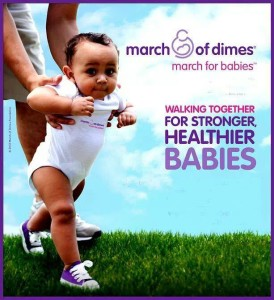 March of Dimes Fundraiser:  October 29