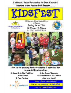 Kidsfest May 13