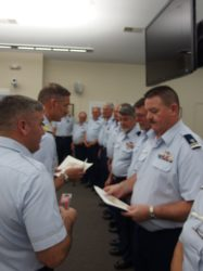 Outer Banks Coast Guard Auxiliary Receives Medal for Community Service