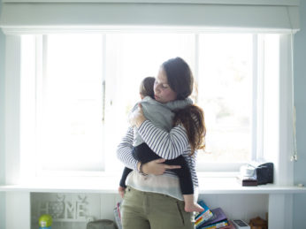 Think Mothering Young Kids Is Hard? Get Ready For Even Tougher Times