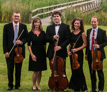 The 2016 Surf and Sounds Chamber Music Series 23-26