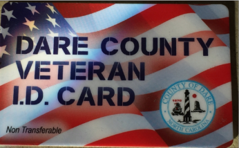 Get Dare County Veterans ID Card