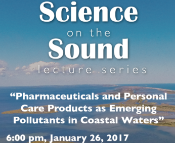 Pharmaceuticals and Personal Care Products as Emerging Pollutants in Coastal Waters January 26