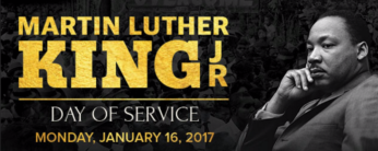 Volunteer January 16 on MLK Day of Service