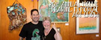 20th Annual Mollie Fearing Memorial Art Show Opening Reception April 30