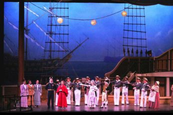 HMS Pinafore performed New York Gilbert and Sullivan Players May 7