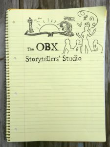 OBX Storytellers' Studio Workshop Session April 30