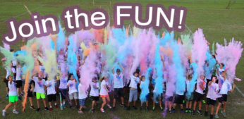 "Mayday, Mayday, Middle School Mayhem"" color run and spring festival fundraiser May 20"