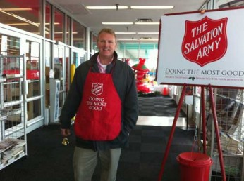 Salvation Army Bell Ringers need volunteers