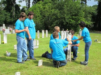 2013 Youth Conservation Corps Members