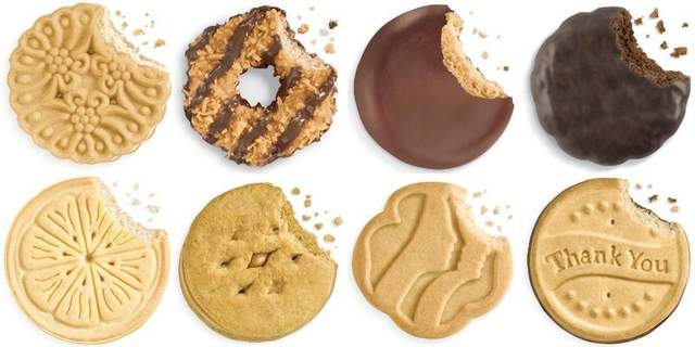 Where would we be without Girl Scouts Thin Mints?