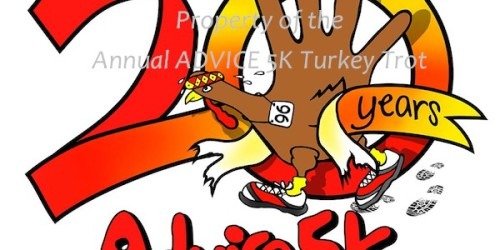 Turkey Trot Annual ADVICE 5K Nov 23, 2017