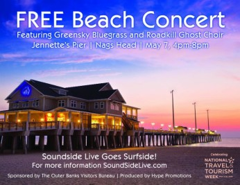 National Tourism Week and the Outer Banks Visitors Bureau is celebrating YOU,