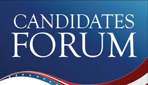 Candidates Forums