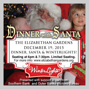 ALERT: LAST CALL FOR LADIES NIGHT & DINNER WITH SANTA!