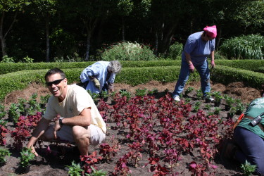 Spring Cleaning Day at the Gardens March 12