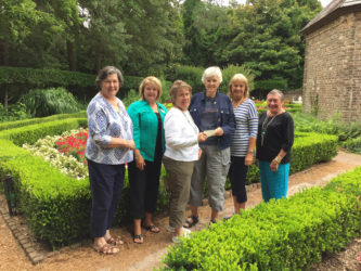 Local Supports Help Gardens to Thrive