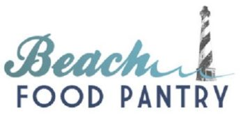 Beach Food Pantry Distributing Boxed Meals