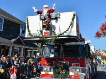 Christmas parade schedule for OBX, NENC