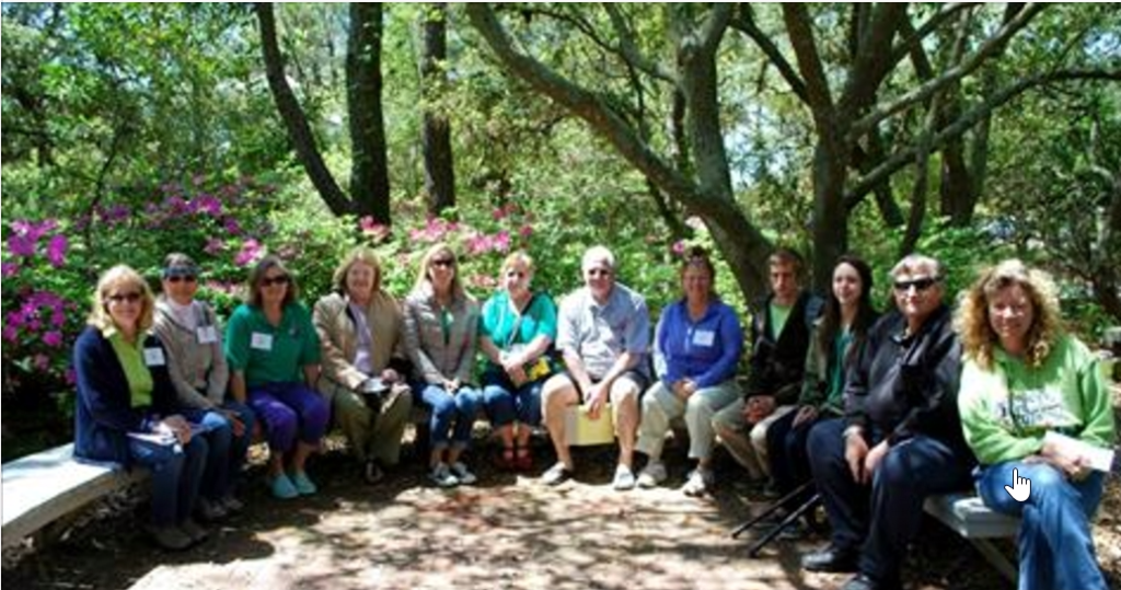 2017 Dare County Master Gardener Class Outer Banks Commongood