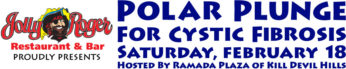 2017 OBX Polar Plunge for Cystic Fibrosis Feb 18