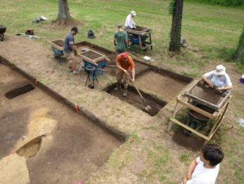 Digging for Answers: The Continued Search for the Missing Colonist of Roanoke Island April 8