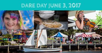 Dare Day Festival June 3