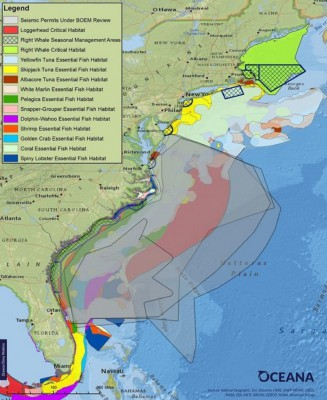 Coastal Review Online: With Feds' Reversal on Seismic, What Next?