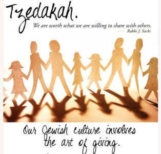 The Concept of Tzedakah