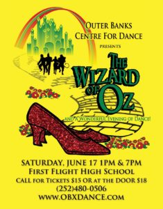The Wizard of Oz  June 17