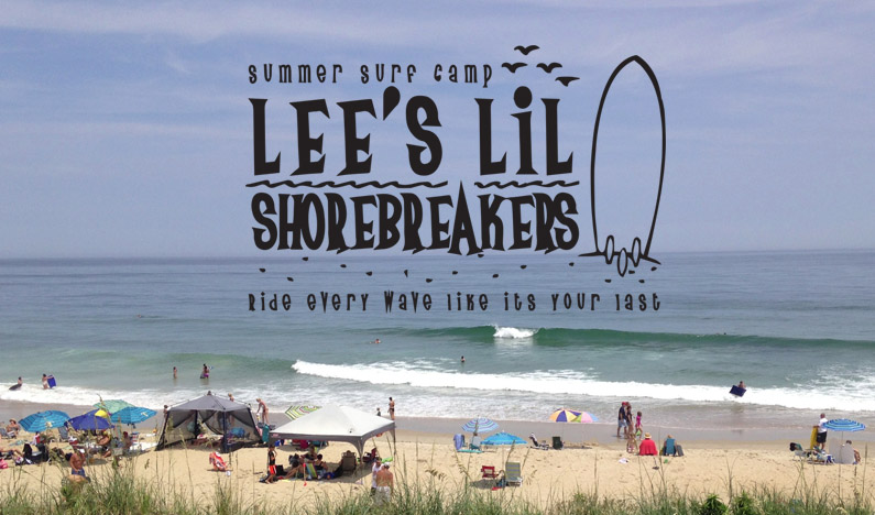 Lee's Lil Shore BreakersSurf Camp Volunteer