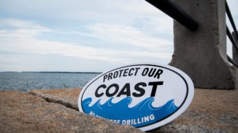 Protect Our Coast Stickers