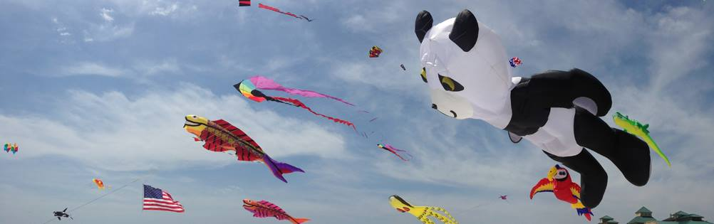 39th Annual Wright Kite Festival July 16