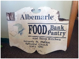Food Bank of the Albemarle has been fighting hunger in northeast NC for 35 years.