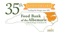 Food Bank Celebrates 35 Years of Fighting Hunger August 17