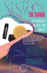 09-20-17 Sisters in Song an Intimate Evening of Music in The Well