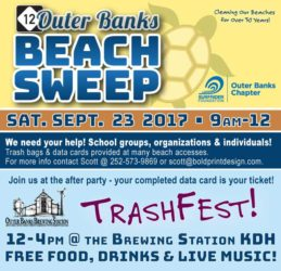 09-23-17 Trashfest 2017 Beach Clean-Up After Party